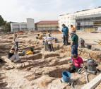 Tudela descubre la mayor necrópolis islámica de Navarra