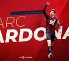 Marc Cardona se convierte en nuevo jugador del C.A. Osasuna