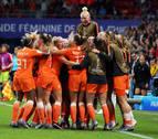 Martens mete a Holanda en cuartos de final del Mundial femenino