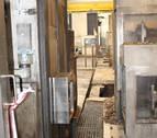 Un trabajador de 35 años fallece en un accidente laboral en Lakuntza