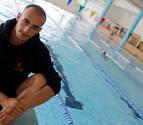 Una temporada infinita para el nadador navarro Javier Aguilar