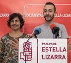 Los socialistas de Estella se abren a la presidencia de comisiones