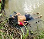 Nuevo drama de la migración: un padre y su hija mueren ahogados en el río Bravo