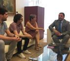 I-E asegura a Unai Hualde su apoyo a Chivite mientras confía en un acuerdo con PSN