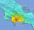 Registrado un terremoto de magnitud 6,3 en el oeste de Panamá