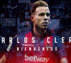 El Levante anuncia el fichaje de Carlos Clerc para las tres próximas temporadas