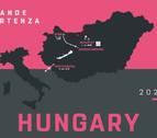 El Giro 2020 comenzará en Budapest con una contrarreloj
