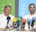 Alejando Valverde renueva dos años con Movistar y correrá hasta los 41 años