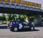 Volkswagen inicia en Berlín su oferta de servicios de coche compartido