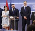 Vox presenta una querella criminal a Zapatero por