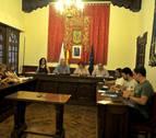 La alcaldesa de Olite cobrará 2.600 euros