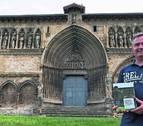 Un libro acerca a Estella los nueve siglos de historia del Santo Sepulcro
