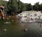 Santesteban alcanzó el jueves una sensación térmica de 47ºC