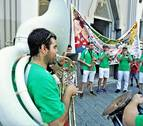 Concedidas las ayudas a 15 peñas de Pamplona por su participación en San Fermín