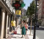La ola de calor que afecta desde este lunes a Navarra se quedará hasta el jueves