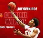 El pívot estadounidense Charlie Wilson ficha por el Basket Navarra