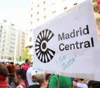 Acceder a Madrid Central desde este lunes no conllevará multa