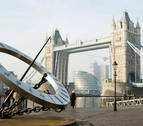 El Puente de la Torre de Londres revive su pasado en su 125 aniversario