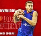 El alero Jorge Lafuente se une a Basket Navarra