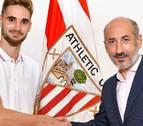 El navarro Jokin Ezkieta, al Athletic