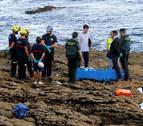 Fallece un buceador tras ser arrollado por una embarcación en Sanxenxo