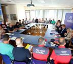 La Junta Local de Protección Civil última el plan de sanfermines