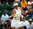 Muguruza no puede con la 121 del mundo y dice adiós a Wimbledon