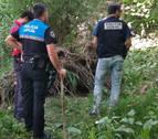 Detenido tras el hallazgo de 1,8 kilos de speed entre unos matorrales en Peralta