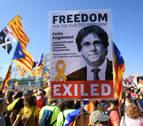 Puigdemont no acude a Estrasburgo por miedo a ser detenido y traído a España