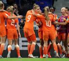 Holanda alcanza la final del Mundial femenino con un gol en la prórroga