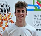 Seis patinadores navarros comienzan este domingo el Mundial de Barcelona