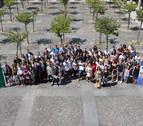 119 estudiantes reciben los diplomas de participación en el programa Erasmus+