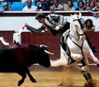 Pablo Hermoso de Mendoza, demandado por torear en Cancún pese a la prohibición