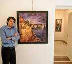 Miquel Cazaña regresa al Palacio Arizkunenea con su exposición más amplia