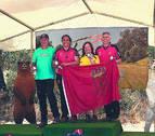 Garrido e Iriarte, oro en categoría 'LongBow'