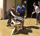 Guía para los afectados en las inundaciones en Tafalla
