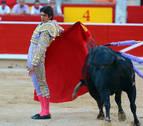 Una oreja para Castella por su faena con el quinto toro de la tarde