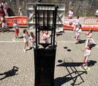 Espacios para el disfrute de los niños en San Fermín