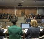 Los primeros repartos de votos dan al PSN ventaja en la Mancomunidad de Montejurra