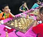 Mateo Echegoyen, de 8 años, cuarto en el Campeonato de Ajedrez de España
