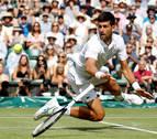 Djokovic impide la sorpresa ante Bautista y disputará su sexta final en Wimbledon