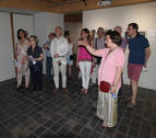 Una exposición en Tudela muestra la intimidad de artistas de los siglos XIX y XX