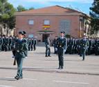 Más de 27.000 personas buscan una de las 2.210 plazas de guardia civil
