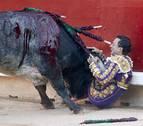 Rafaelillo recibe este viernes el alta tras la cogida de San Fermín
