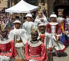 Agotadas en hora y media las 4.000 invitaciones para el primer día del espectáculo 'Baile de gigantes'