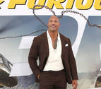 'Fast & Furious' reúne al trío letal de 'La Roca', Statham y Elba