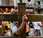 Los Miura cierran los encierros de San Fermín y dan paso a la retirada del vallado