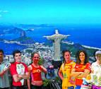 Qué fue de los navarros olímpicos en Río 2016