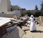 El 'milagro' de las Hermanitas de los Pobres tras las inundaciones en Tafalla