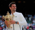 Djokovic consolida su liderato en la ATP y Nadal conserva el segundo puesto